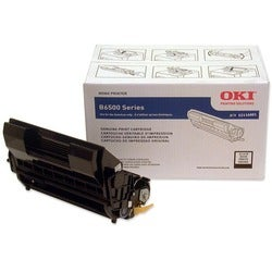 Oki Standard Capacity Black Toner Cartridge