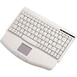 Solidtek Mini Keyboard 88 Keys with Touchpad Mouse KB-540U