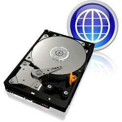 "WD Caviar Blue WD2500AAJS 250 GB 3.5"" Internal Hard Drive"