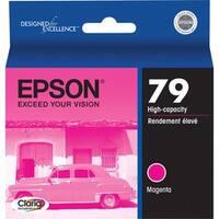 Epson 79 High-Capacity Magenta Ink Cartridge For Stylus Photo 1400 Printer