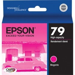 Epson 79 High-Capacity Magenta Ink Cartridge For Stylus Photo 1400 Printer