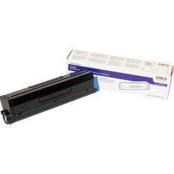 Oki Type 9 Black Toner Cartridge - 7000 Page - Black