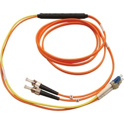 Tripp Lite 2M Fiber Optic Mode Conditioning Patch Cable ST/LC 6' 6ft