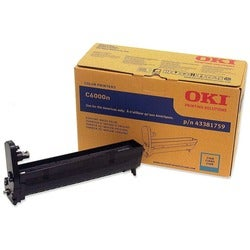 Oki Cyan Image Drum For C6000n and C6000dn Printers