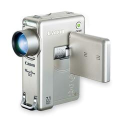 Canon Powershot TX1 7.1MP Digital Camera. Opens flyout.