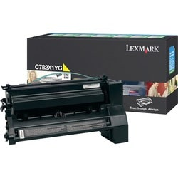 Lexmark Extra High-yield Yellow Toner Cartridge