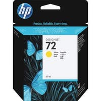 HP 72 (C9400A) Yellow Original Ink Cartridge