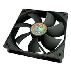 Cooler Master Sleeve Bearing 120mm Silent Fan for Computer Cases, CPU