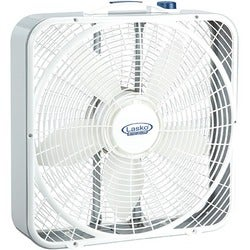 Lasko 3720 Premium Weather-Shield Box Fan