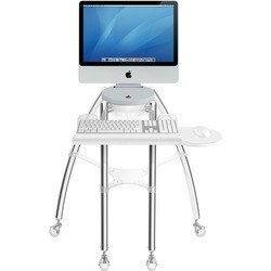 Rain Design iGo Desk for iMac 21.5IN-Sitting model