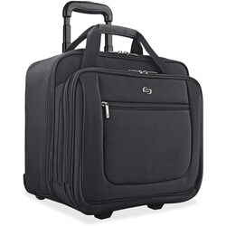 "SOLO 17"" Rolling Laptop Case"