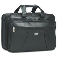 Solo Smart Strap 15.4-inch Laptop Portfolio Briefcase