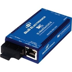 IMC IE-MiniFiberLinX-II Fast Ethernet Media Converter
