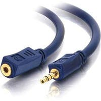 Cables To Go Velocity Stereo Audio Extension Cable