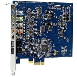 Thumbnail 1, Creative Sound Blaster X-Fi Xtreme Audio Sound Card.