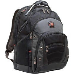 "Swissgear SYNERGY Carrying Case (Backpack) for 15.6"" Notebook - Black"