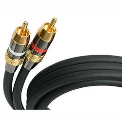 StarTech.com 15 ft Premium Stereo Audio Cable RCA - M/M