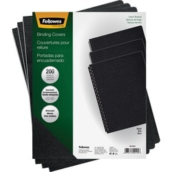 Fellowes Linen Classic Presentation Cover