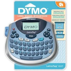 Dymo LetraTag Plus LT-100T Thermal Label Printer - Thumbnail 0