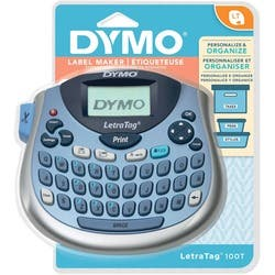 Dymo LetraTag Plus LT-100T Thermal Label Printer|https://ak1.ostkcdn.com/images/products/etilize/images/250/1011092003.jpg?impolicy=medium