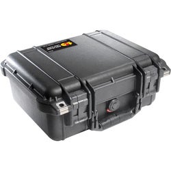 Pelican 1400-000-110 Rugged Black Copolymer Case