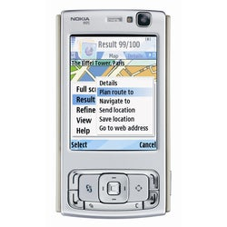 Nokia N95 Smartphone - 160 MB Built-in Memory - Wireless LAN - Slider