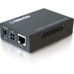 C2G 10/100Base-TX to MM 100Base-FX ST Media Converter