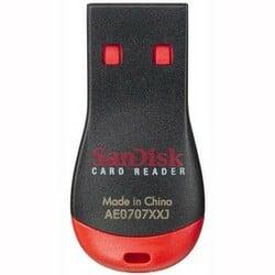 Sandisk Reader, Micromate, Micro SDHC, Micro SD