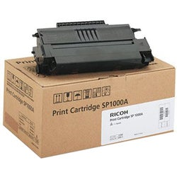 Ricoh ST1000A Black Toner Cartridge For 1180L Fax Machine