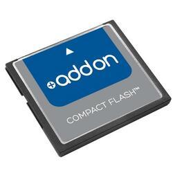 AddOn Cisco MEM3800-512CF Compatible 512MB Factory Original Compact F