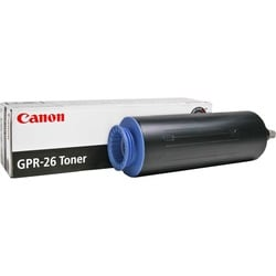 Canon GPR-26BK Toner Cartridge - Black