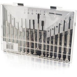 Cables To Go 16 Piece Jeweler Screwdriver Set
