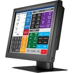 "GVision P15BX-AB-459G 15"" CCFL LCD Touchscreen Monitor - 4:3 - 8 ms"