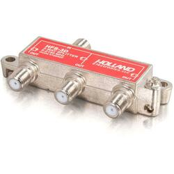 Cables To Go 3-Way High-Frequency Splitter