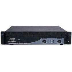 PylePro PTA1400 Professional Power Amplifier (Refurbished)