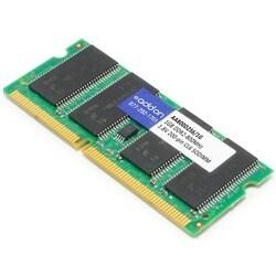 JEDEC Standard 1GB DDR2-800MHz Unbuffered Dual Rank 1.8V 200-pin CL6