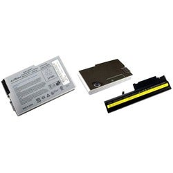 Axiom LI-ION 8-Cell Battery for Dell # 312-0305, 312-0306