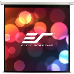 Elite Screens VMAX153XWS2 VMAX2 Ceiling/Wall Mount Electric Projectio
