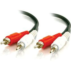 C2G 50ft Value Series RCA Stereo Audio Cable