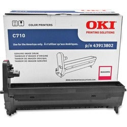 Oki Magenta Image Drum For C710 Series Printers