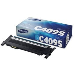 Samsung CLT-C409S Cyan Toner For CLP-315 Family Printers