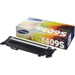 Samsung CLT-Y409S Yellow Toner Cartridge For CLX-3175FN, CLP-315 and CLP-315W Printers