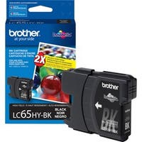 Brother High Yield Black Ink Cartridge For MFC-6490CW Printer