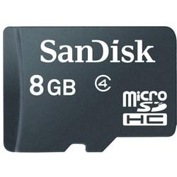 SanDisk 8GB microSD Card