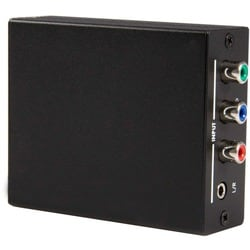 StarTech.com Component Video with Audio to HDMI Converter