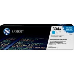 HP Cyan Toner Cartridge For Color LaserJet CP2020 Series, CP2025 and