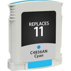 V7 Cyan Inkjet Cartridge for HP Business Inkjet 1000
