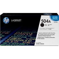 HP Black Toner Cartridge for LaserJet CM3530 Printers