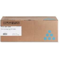 Ricoh Cyan Toner Cartridge For SP-C220A Printer