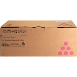 Ricoh Magenta Toner Cartridge For SP-C220A Printer